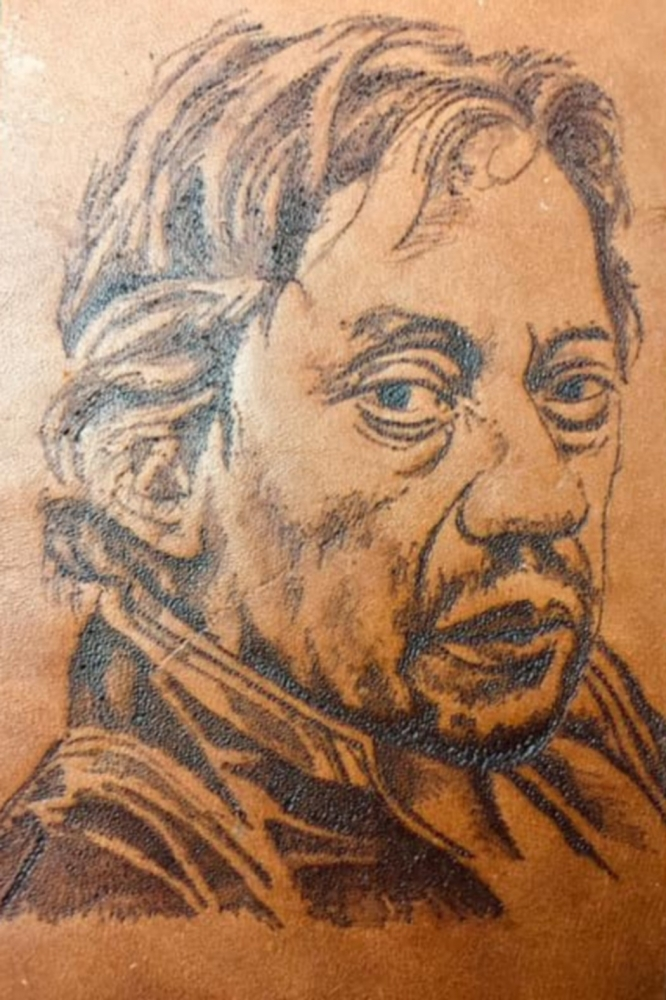 Serge Gainsbourg by Phildef